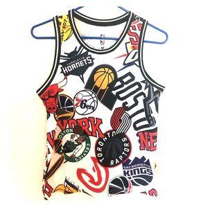 NBA Boys Tank Top all the teams! NWOT